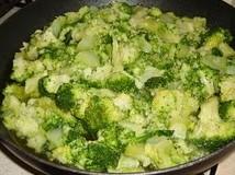 Broccoli ripassati con salsicce