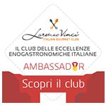 Lorenzo Vinci Ambassador