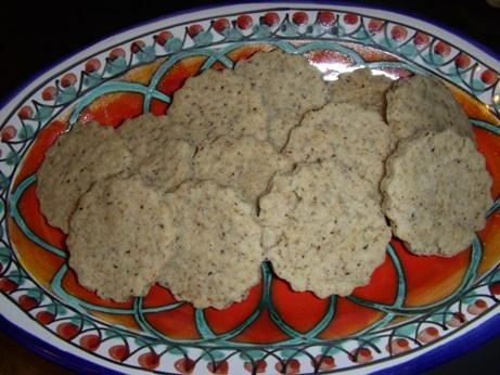 Biscottini al pecorino