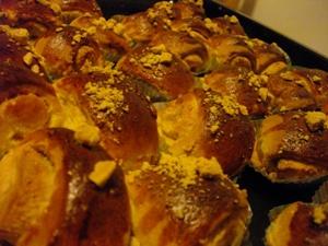 Brioscine svedesi (Kanelbullar)