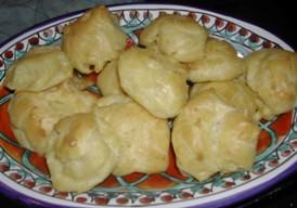 Brioscine al formaggio di Mariuccia