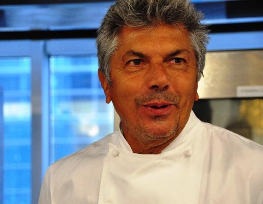 """Intervista allo chef Claudio Tiranini, patron del ristorante """"A Spurcacciun-A"""" di Savona"""