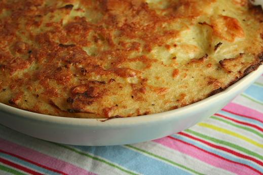Cottage o shepherd's pie