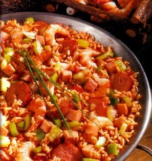 Jambalaya (riso alla creola)