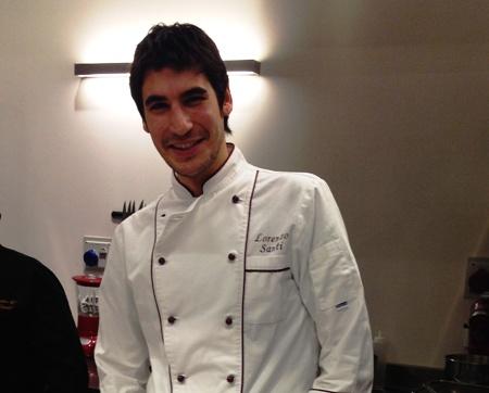 Intervista a Lorenzo Santi, chef del ristorante La Maniera di Carlo, Milano