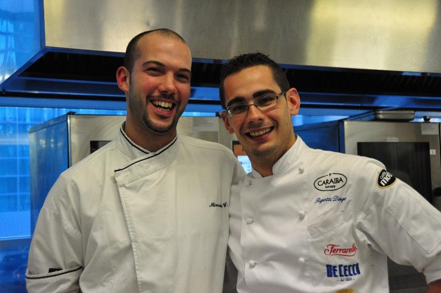 Intervista a Diego Rigotti, chef di Maso Franch, Giovio (TN)
