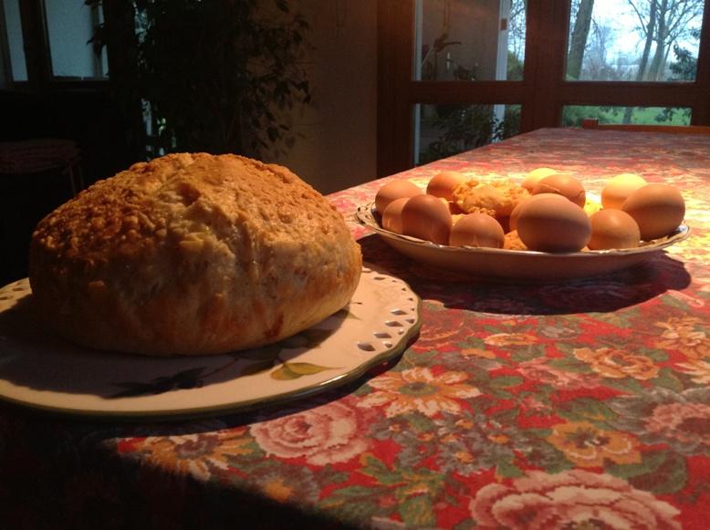 Torta di Pasqua al formaggio di Perugia