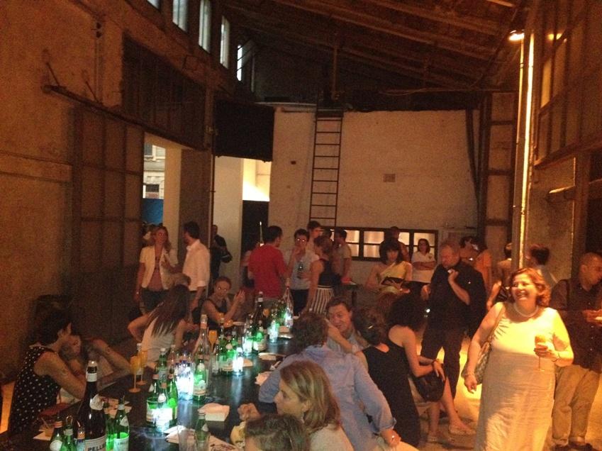 Le Grand Fooding a Milano – Pelle all'arrabbiata