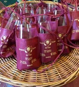 Cantine Aperte 2015 I calici pronti per le degustazioni