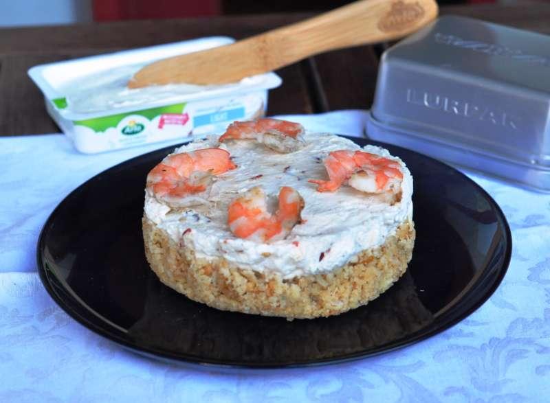 Una speciale cheesecake per Arla