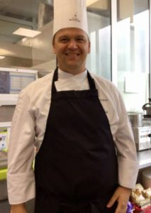Chef Pierrick Cizeron