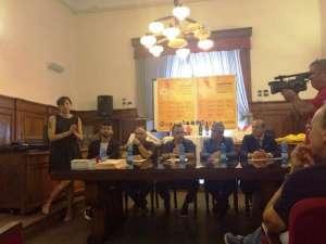 Conferenza stampa di presentazione dell'evento Orecchiette nelle 'nchiosce