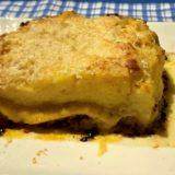 Cottage Pie, un piatto storico dei pub inglesi