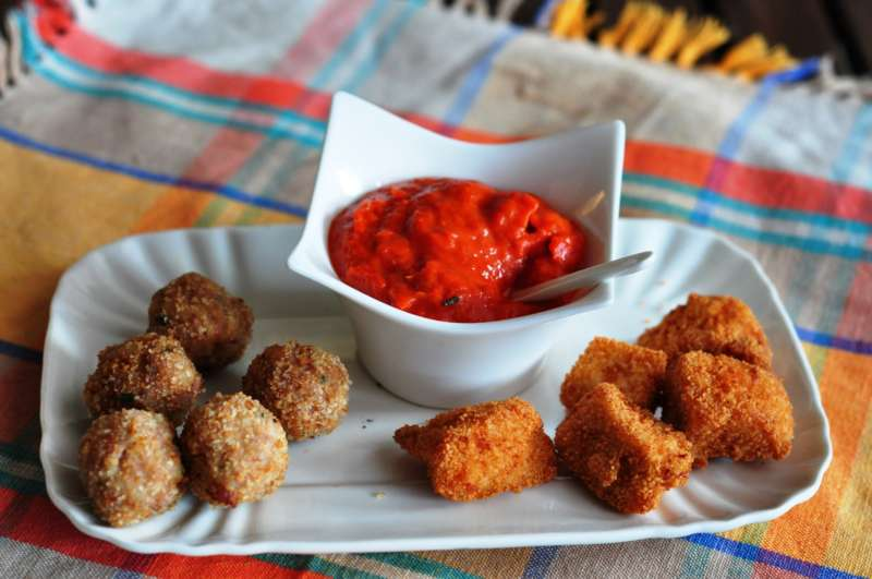 Crema di peperoni rossi dolci tipo Ajvar serbo-croato