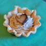 Cestini con crema di funghi cardoncelli
