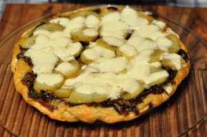 Tarte Tatin ai carciofi e Casera da una ricetta dello chef Claudio Sadler