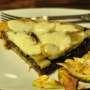 Tatin di carciofi, casera e prosciutto cotto arrosto, da una ricetta di Claudio Sadler