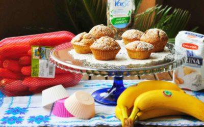 Muffin per la merenda dei bambini: una carica di energia per il rientro a scuola