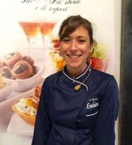 Enrica Della Martira, concorrente di Masterchef Italia