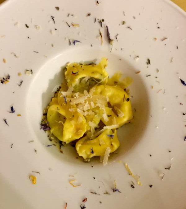 La Parmigiano Reggiano Night alla Trattoria Ferrelli a Milano