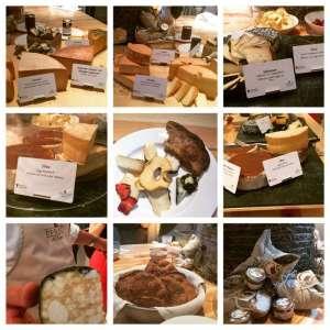 I formaggi che Hansi Baumgartner ricerca e affina per la sua azienda Degust