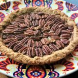 Pecan pie, my way