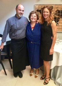 Marco e Cristina Parizzi con La Signora dei Fornelli