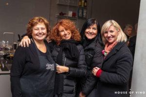 Doriana, Susanna Amerigo, Clara Mennella, Grazia Garlando (Vivere in Viaggio)