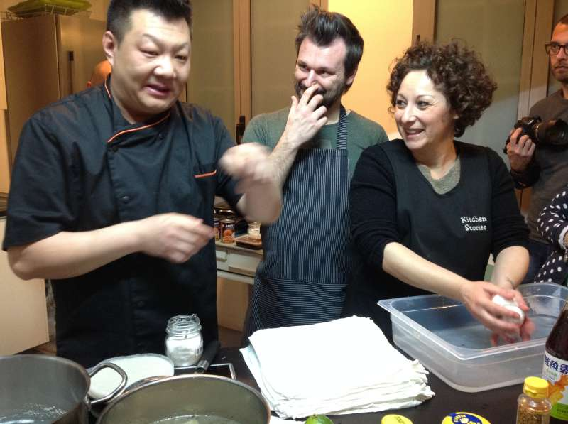 Asian Crossover con Marco Loy da Kitchen Stories