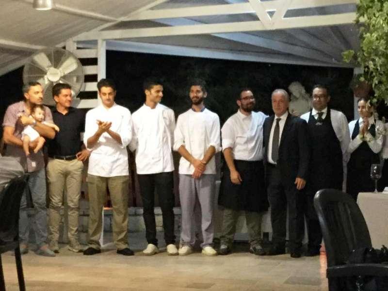 Le Cene del Mercoledì a Porto Cesareo, Le Dune e Cosimo Russo