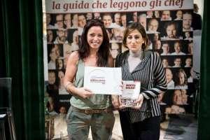 Marianna Vitale premiata da Acqua Panna - San Pellegrino
