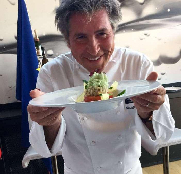 Il Café des Chefs al Pavillion France di Expo