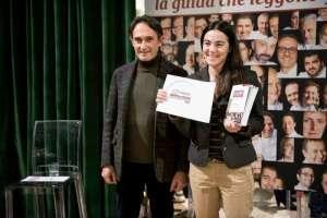 Molino Quaglia premia Monica Magnini del Ristorante Guido a Costigliole per il miglior Cestino del Pane