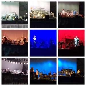 Alcuni momenti del concerto