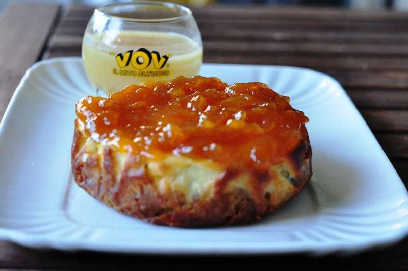 Cheesecake al Vov