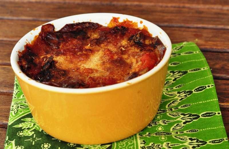 Parmigiana di melanzane tradizionale