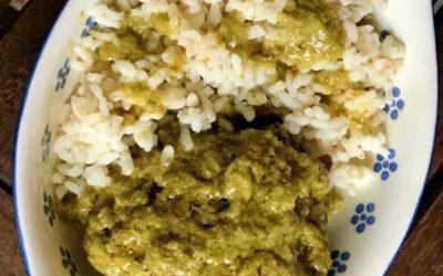 Pollo in salsa piripiri…alla calabrese