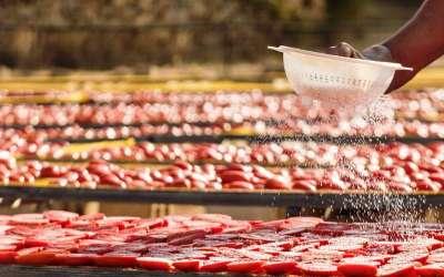 I pomodori secchi