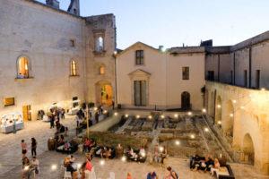 Rosexpo 2017 - Interno Castello Carlo V - Lecce