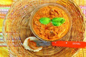 Salsa cremosa ai Pomodori secchi e Yoghurt