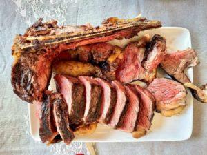 Sashi Freygaard Beef finlandese alla griglia