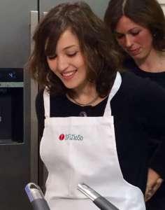 Teresa Balzano, del blog Peperoni e Patate, ha vinto la sfida con un vitello tonnato tradizionale!