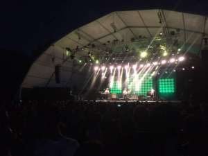 The Kooks on stage - Villa Arconati