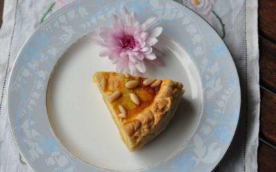 Torta pinolata toscana
