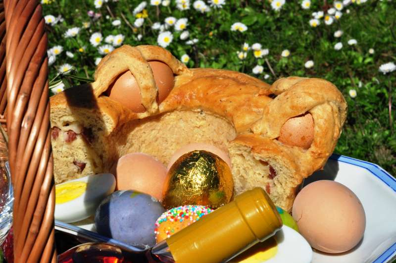 Cosa metto nel cestino del picnic di Pasquetta?