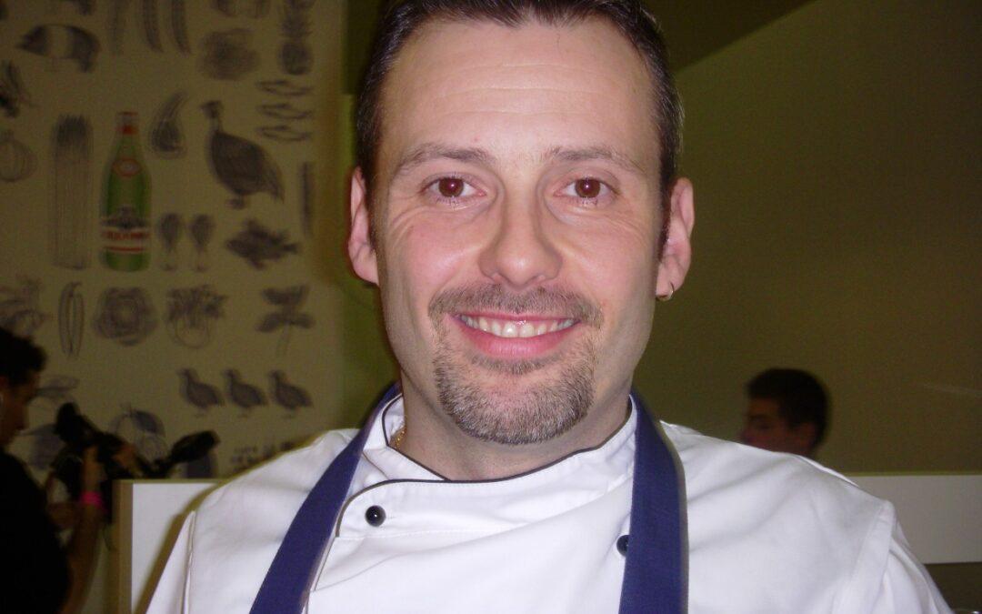 Giovani chef allo Stand San Pellegrino – Claudio Pregl