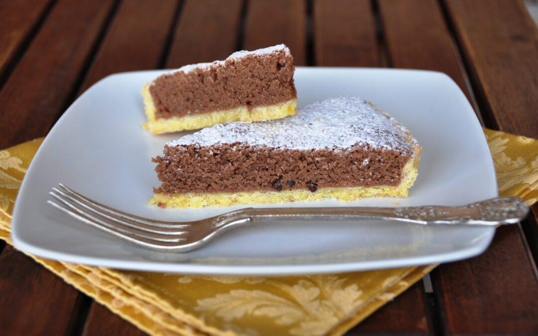 Crostata Frangipane al Cacao
