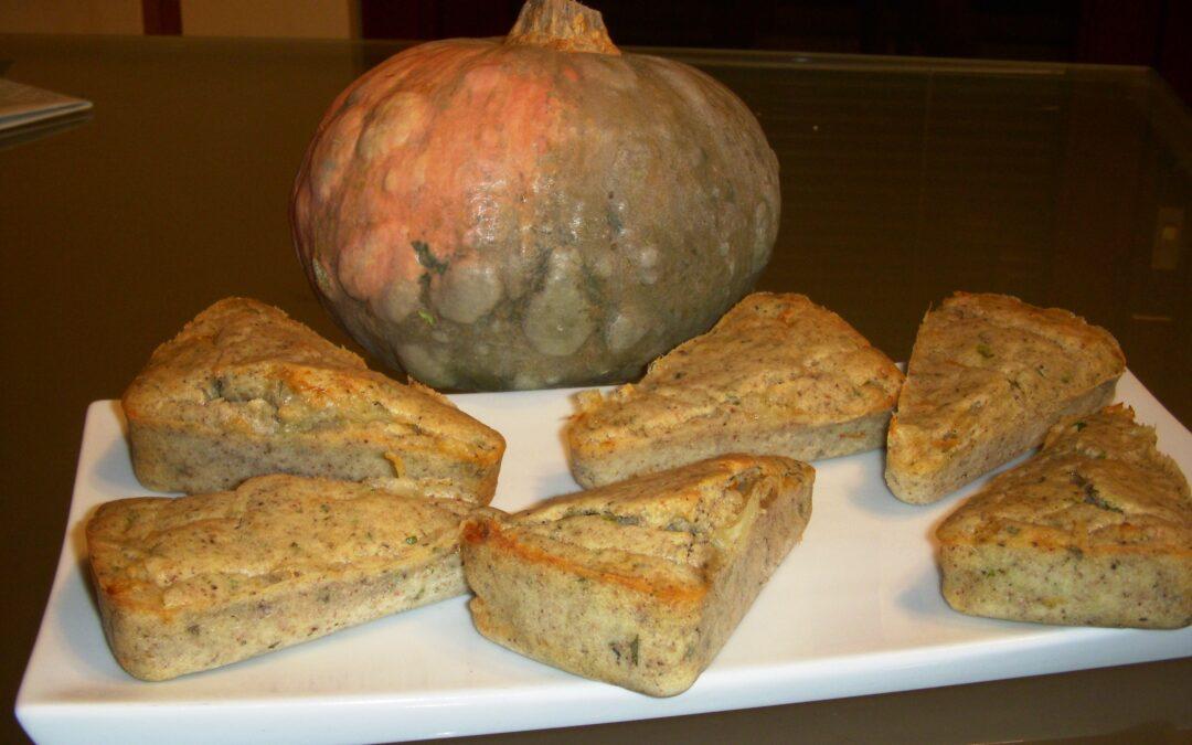 Muffins non muffins al grano saraceno con erbe aromatiche