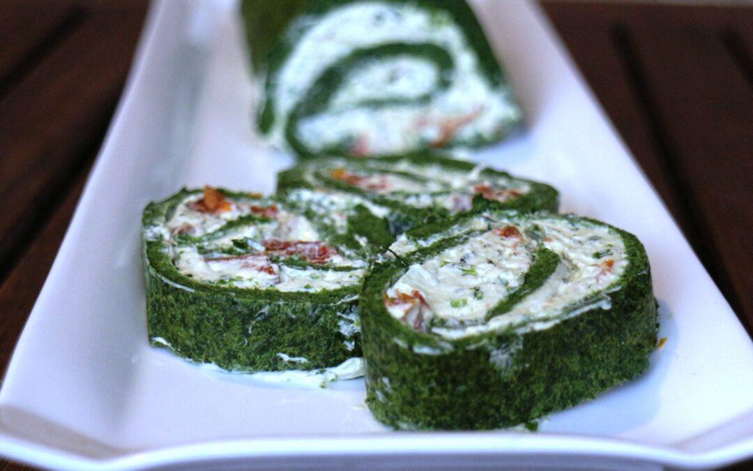 Rotolo agli spinaci