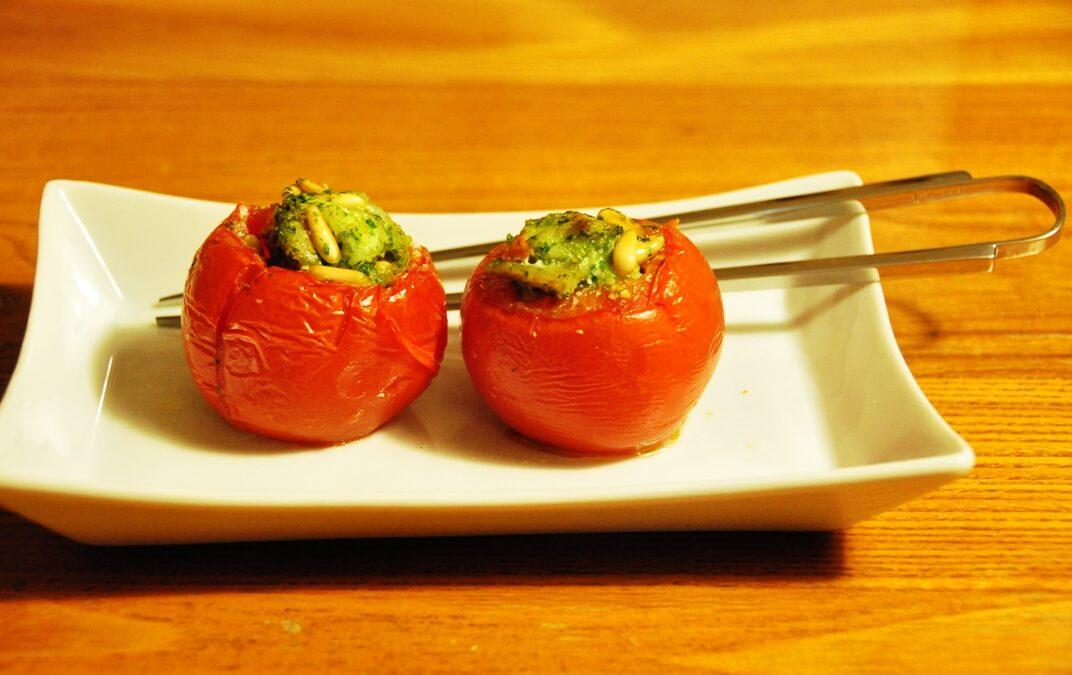 Pomodori ripieni di pesce – Scrigno del pescatore